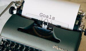 What goals should you set?